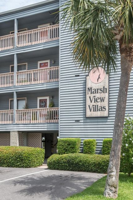 160  Marsh View Villas Folly Beach, SC 29439