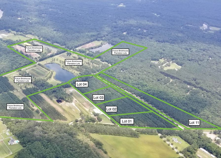 Lot 4  Canal Bridge Road Johns Island, SC 29455