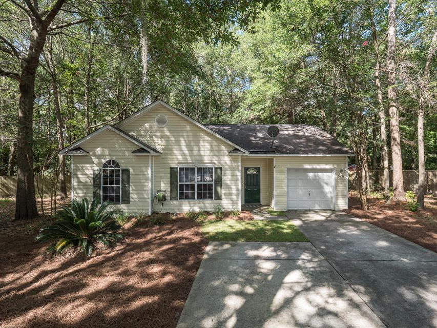 3631  Woodscape Court Johns Island, SC 29455