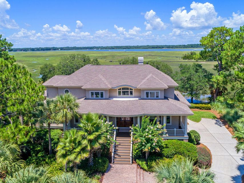 Jenkins Point Plantation Homes For Sale - 1405 Nancy Island, Seabrook Island, SC - 0
