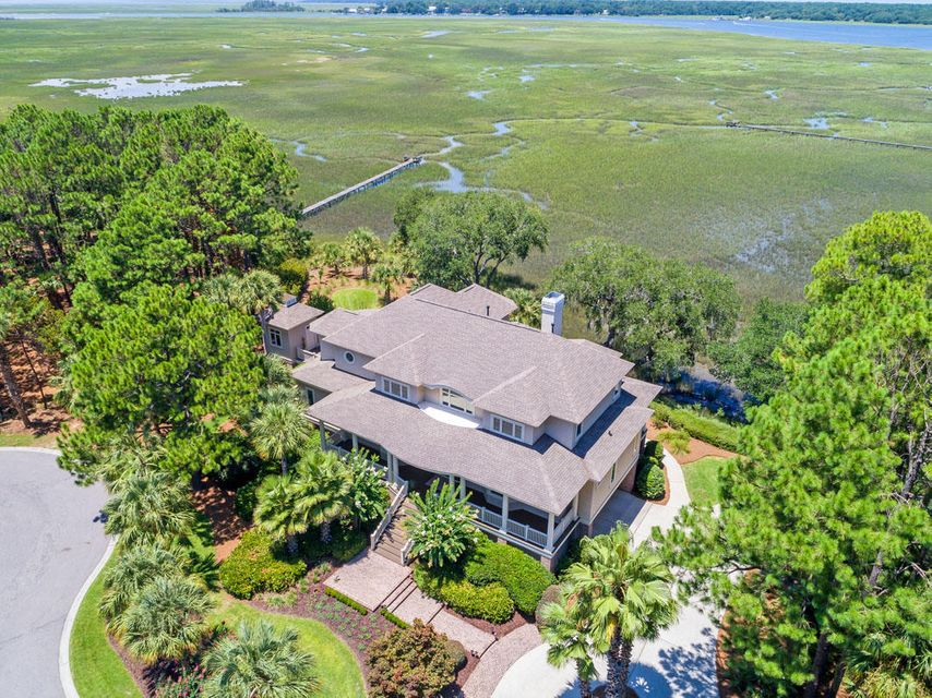 Jenkins Point Plantation Homes For Sale - 1405 Nancy Island, Seabrook Island, SC - 1