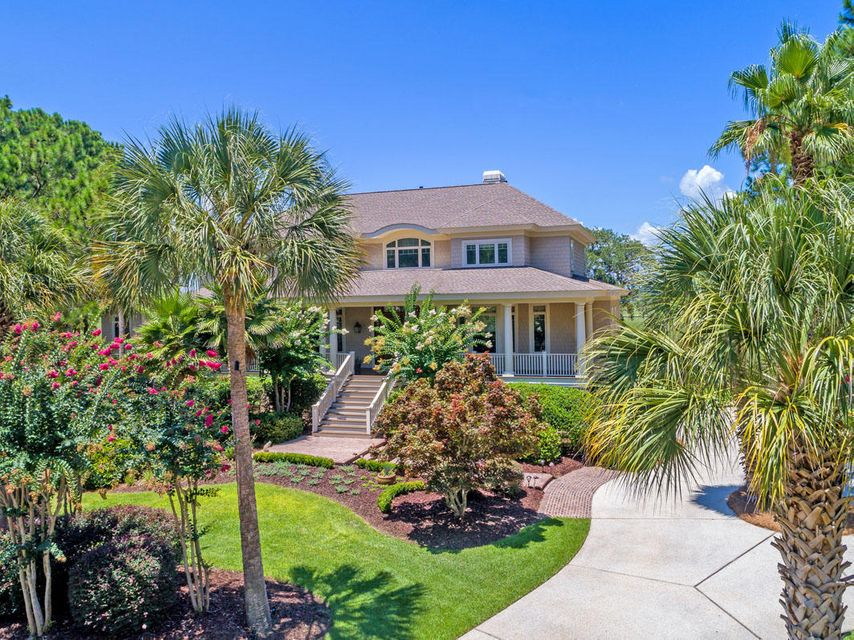 Jenkins Point Plantation Homes For Sale - 1405 Nancy Island, Seabrook Island, SC - 2