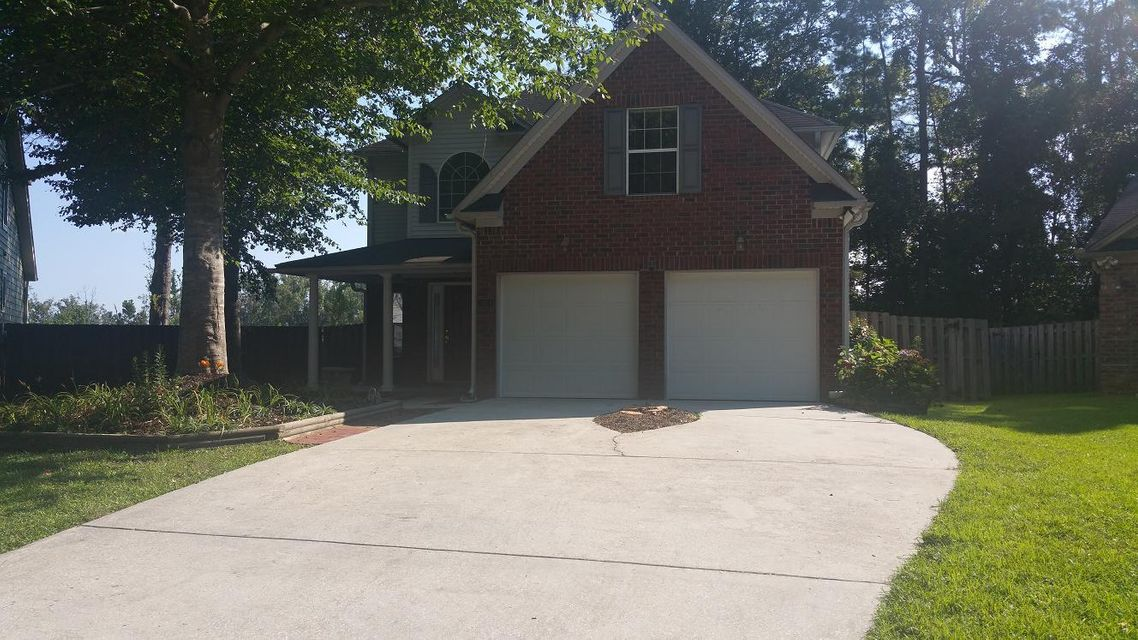 7814  Sabalridge Drive North Charleston, SC 29418