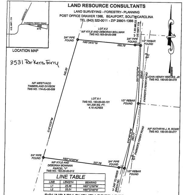 8533  Parkers Ferry Road Adams Run, SC 29426