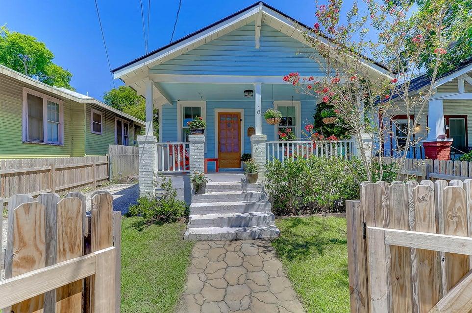 8  Poplar Street Charleston, SC 29403