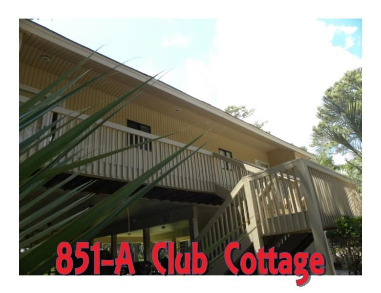 851a  Club Cottages Edisto Island, SC 29438