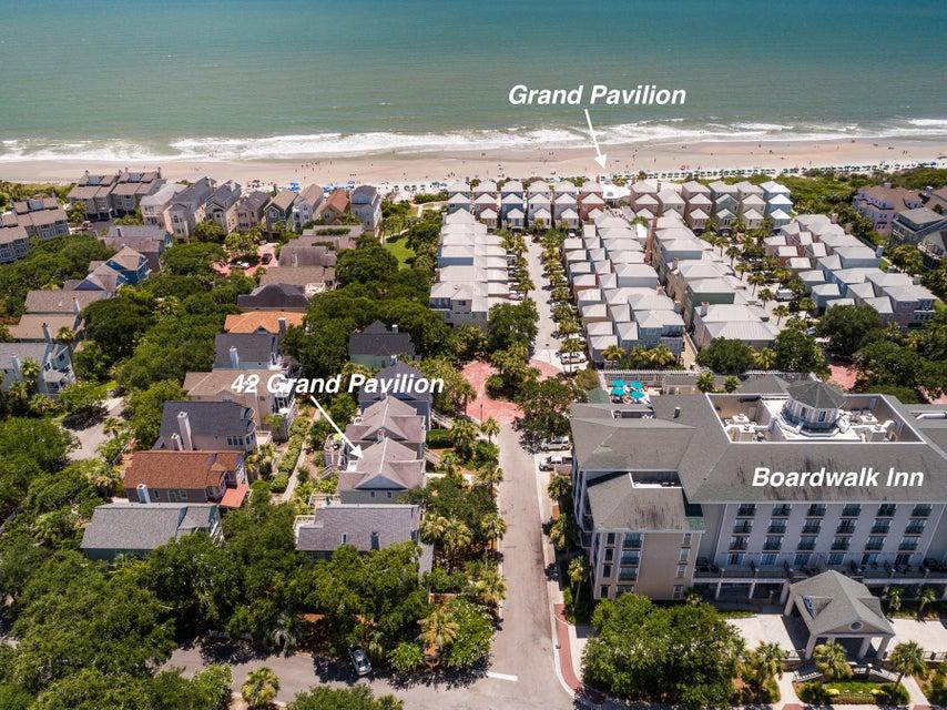 42  Grand Pavilion Drive Isle Of Palms, SC 29451