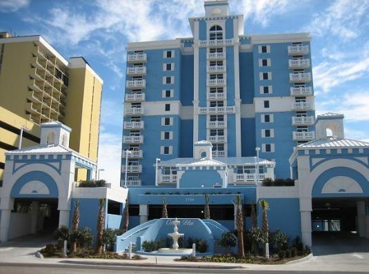 2709  S Ocean Boulevard Myrtle Beach, SC 29577