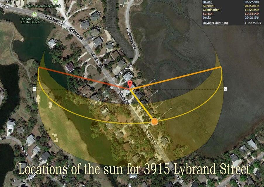 3915  Lybrand Street Edisto Beach, SC 29438