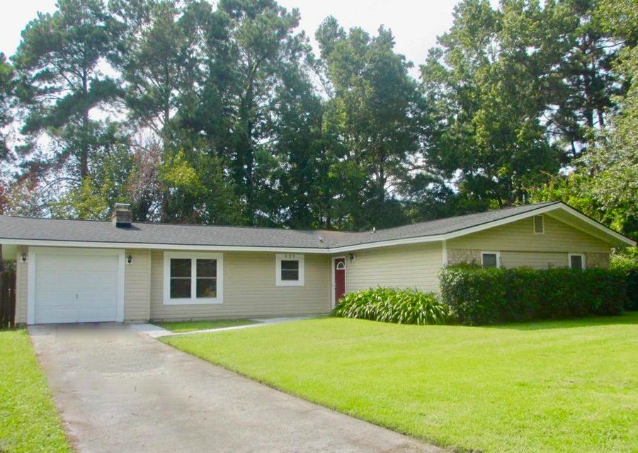 601  Piedmont Lane Ladson, SC 29456