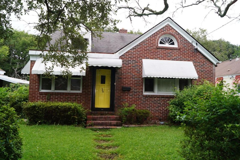 36  Yeadon Avenue Charleston, SC 29407