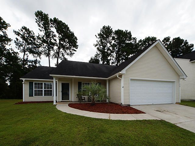 316  Eagleston Drive Moncks Corner, SC 29461