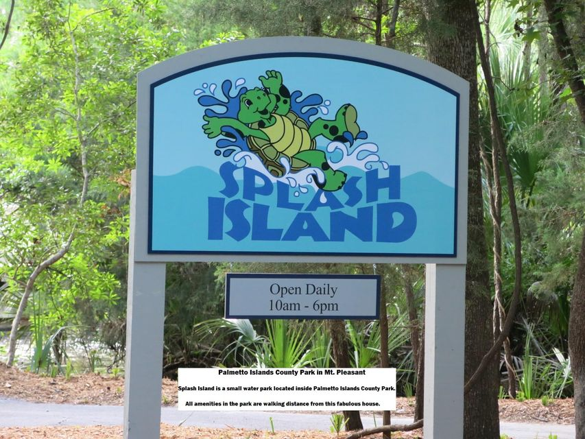 207  Oak Point Landing Drive Mount Pleasant, SC 29464