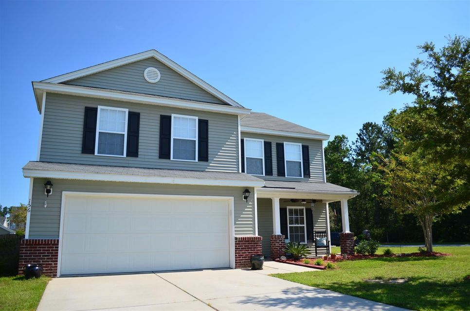 156  Decatur Drive Summerville, SC 29483