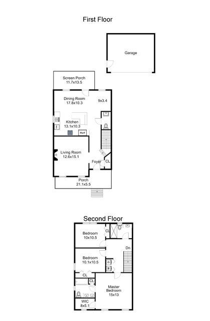 2913  Split Hickory Court Johns Island, SC 29455