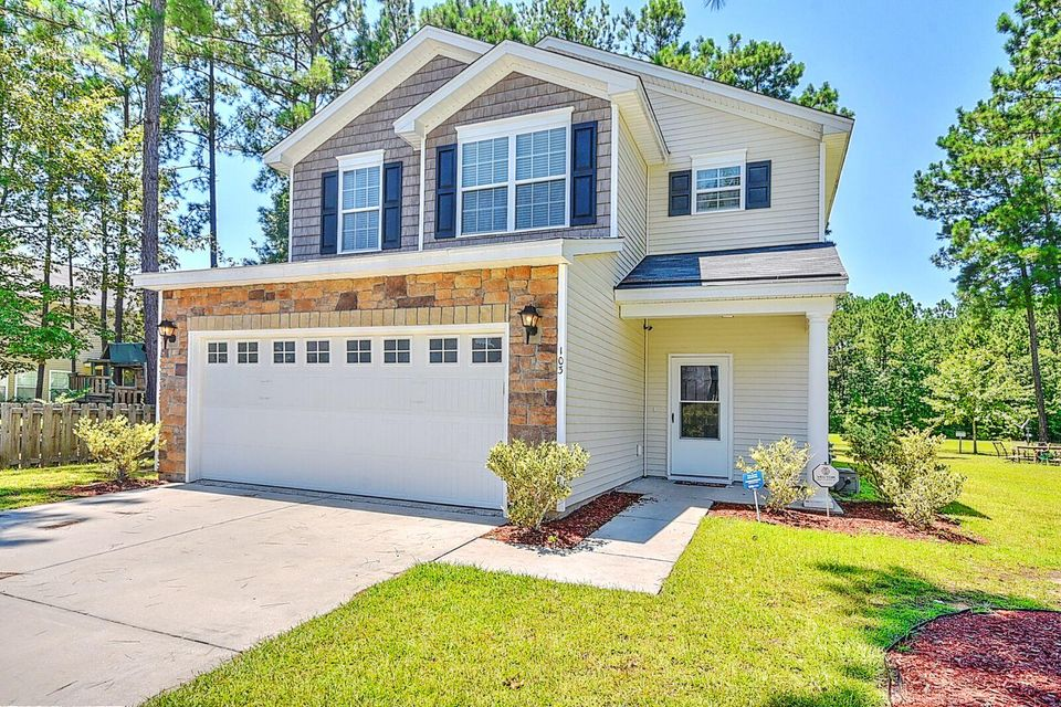 103  Surlington Drive Ladson, SC 29456