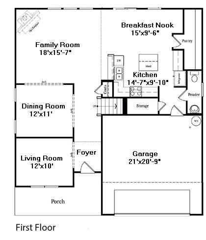 9853  English Elm Street Ladson, SC 29456
