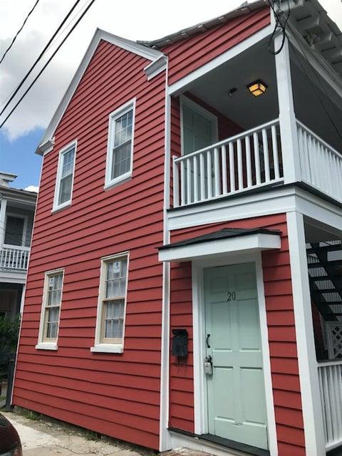 20  Rose Lane Charleston, SC 29403