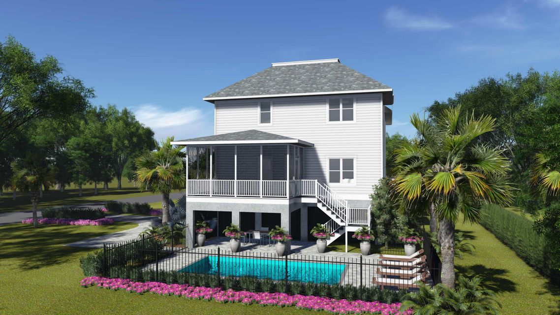 4009  Cameron Boulevard Isle Of Palms, SC 29451