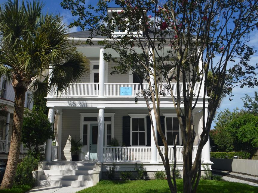 4  Kenilworth Avenue Charleston, SC 29403