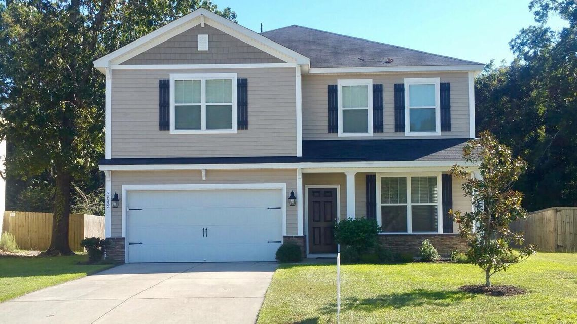 3645  Locklear Lane Mount Pleasant, SC 29466
