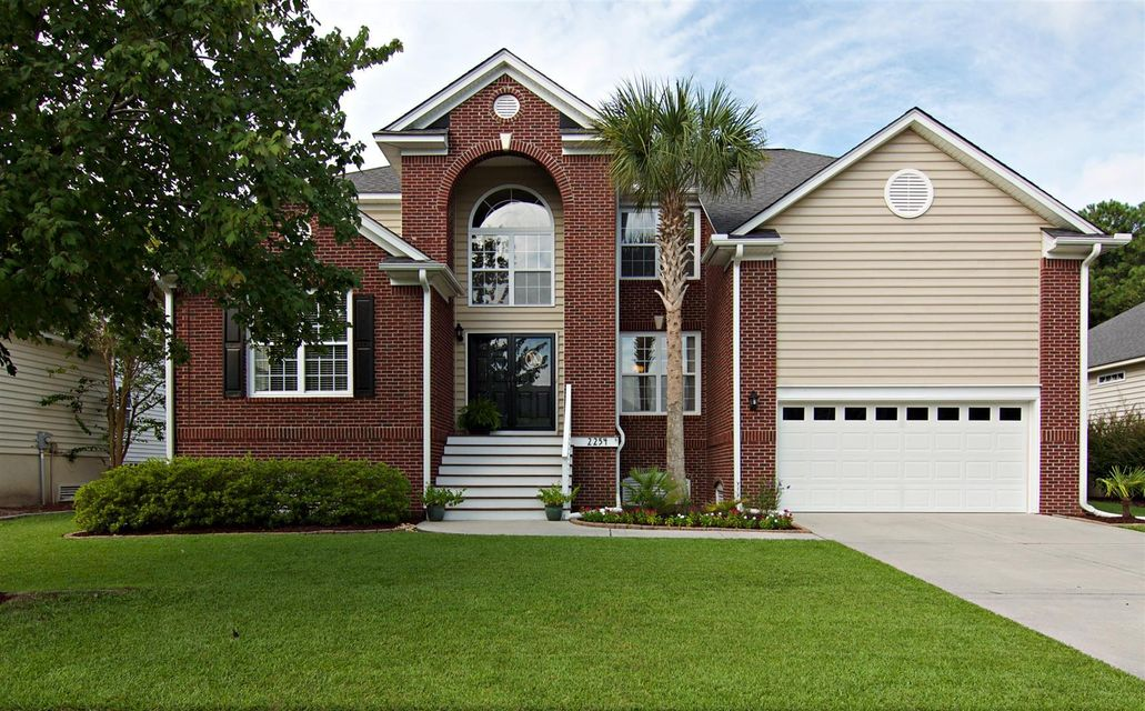 2254  Magnolia Meadows Drive Mount Pleasant, SC 29464