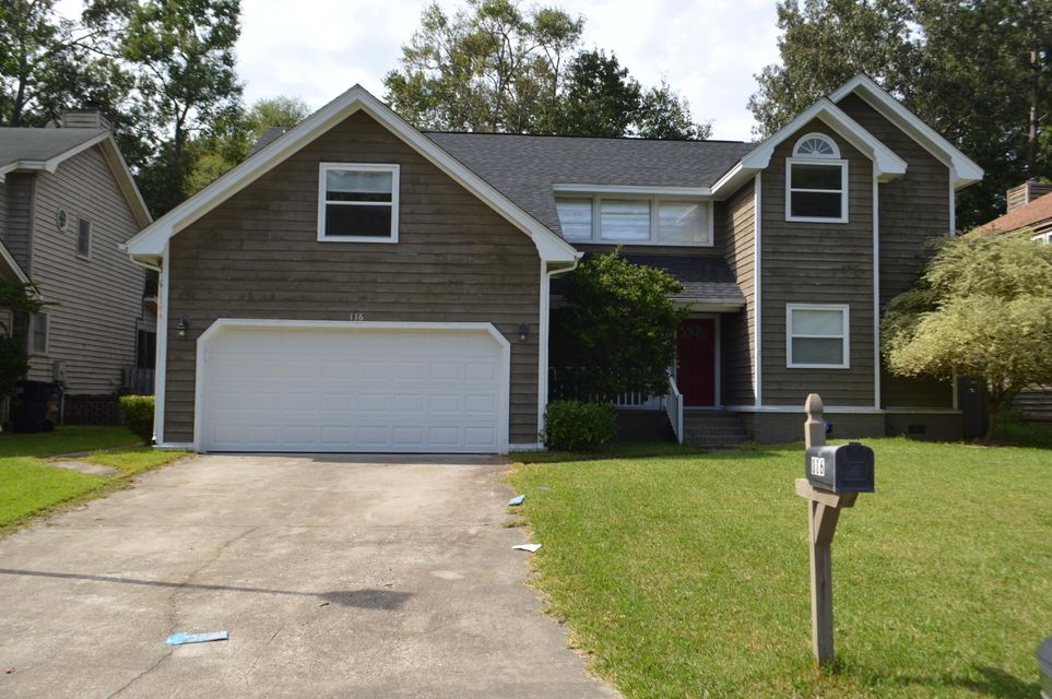 116  Mansfield Boulevard North Charleston, SC 29418