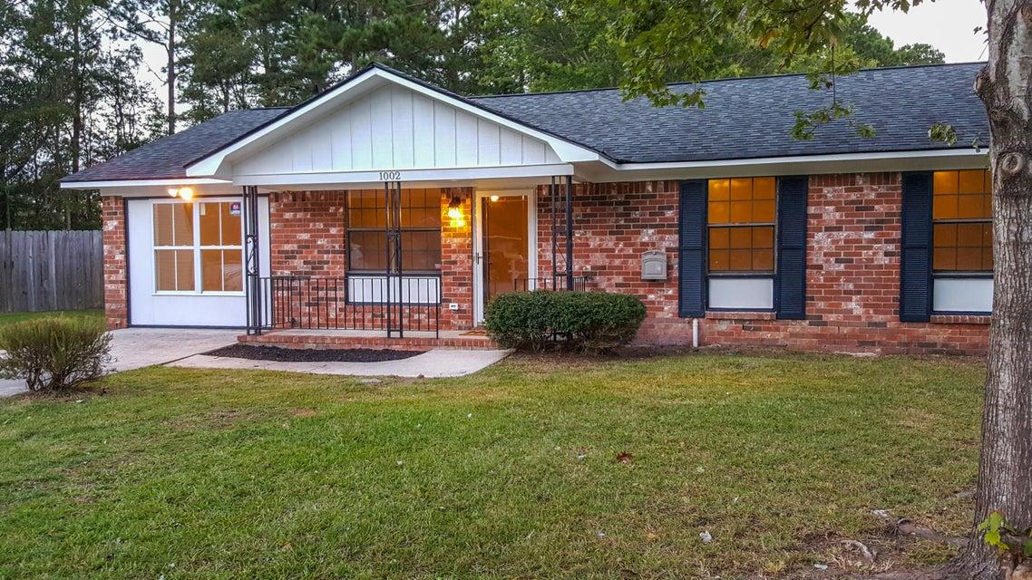 1002  Colony Court Summerville, SC 29483