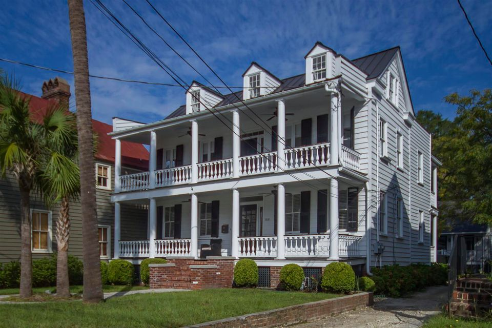 160  Spring Street Charleston, SC 29403