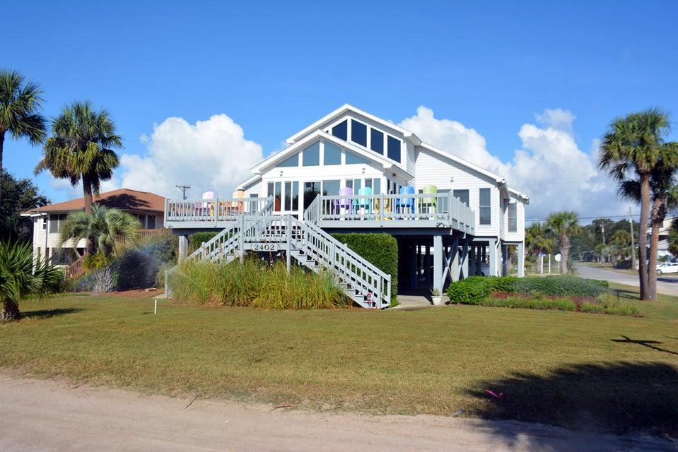 2402  Palmetto Boulevard Edisto Island, SC 29438