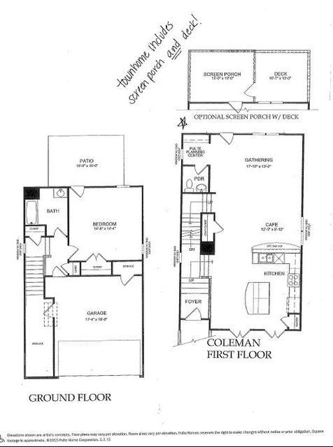 1916  Carolina Towne Court Mount Pleasant, SC 29464