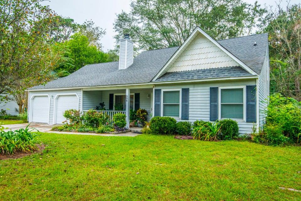 506  Crestwood Drive Summerville, SC 29483