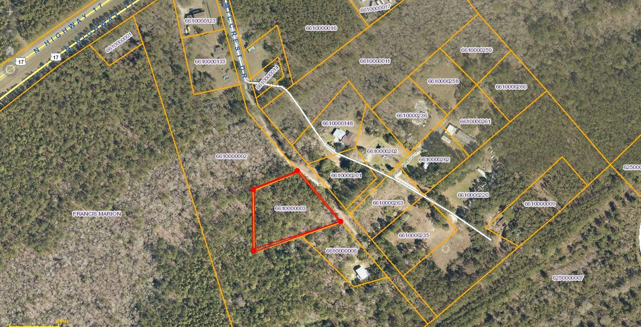 1043  Milcrest Drive Awendaw, SC 29429