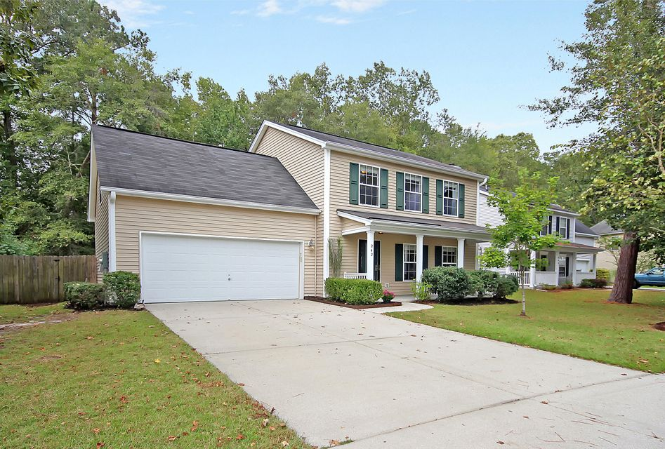 242  Eagle Ridge Road Summerville, SC 29485