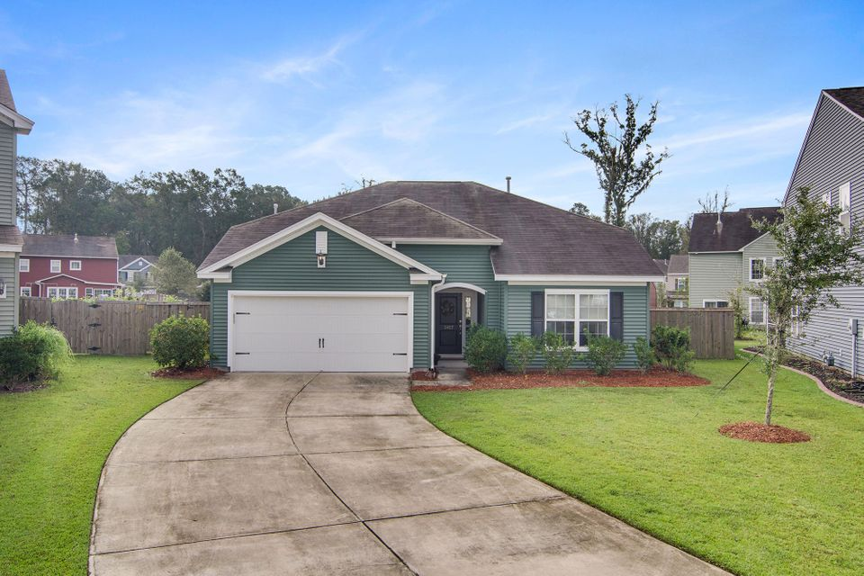 5457  Charleywood Lane North Charleston, SC 29420