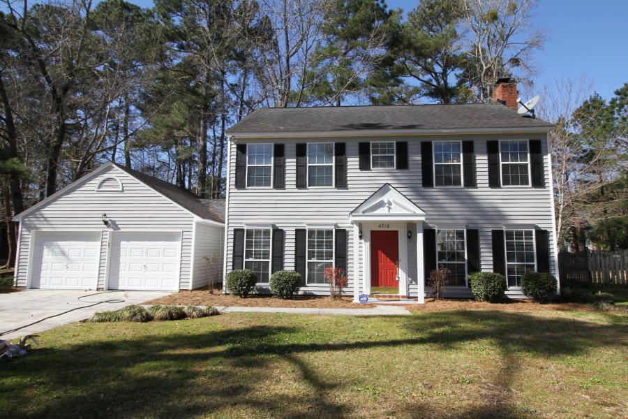 4718  Cotillion Drive North Charleston, SC 29420