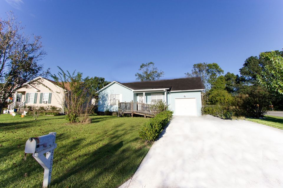 8626  Bentwood Drive North Charleston, SC 29406