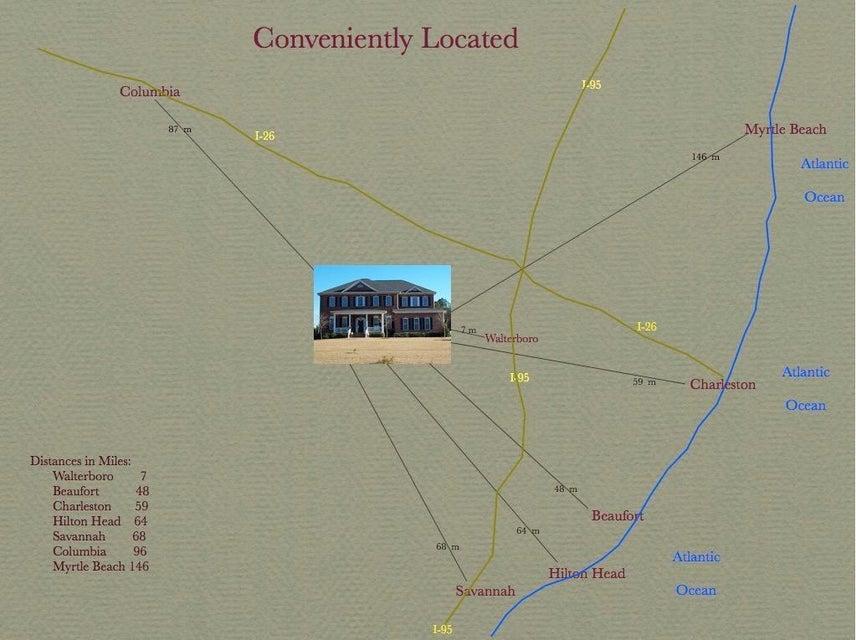 1473  Azalea Patch Rd Road Ruffin, SC 29475