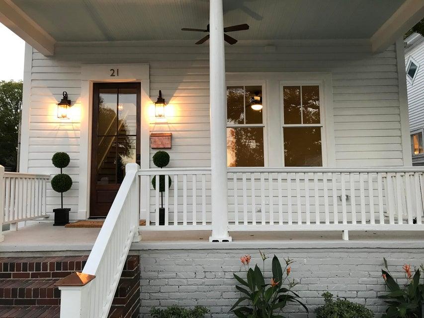 21  Cleveland Street Charleston, SC 29403