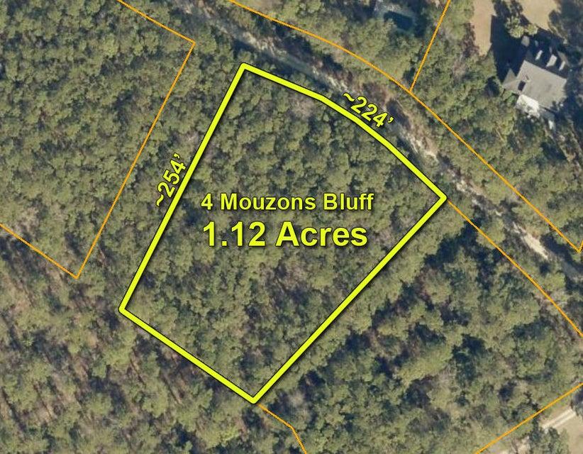 342  Mouzon Bluff Mcclellanville, SC 29458