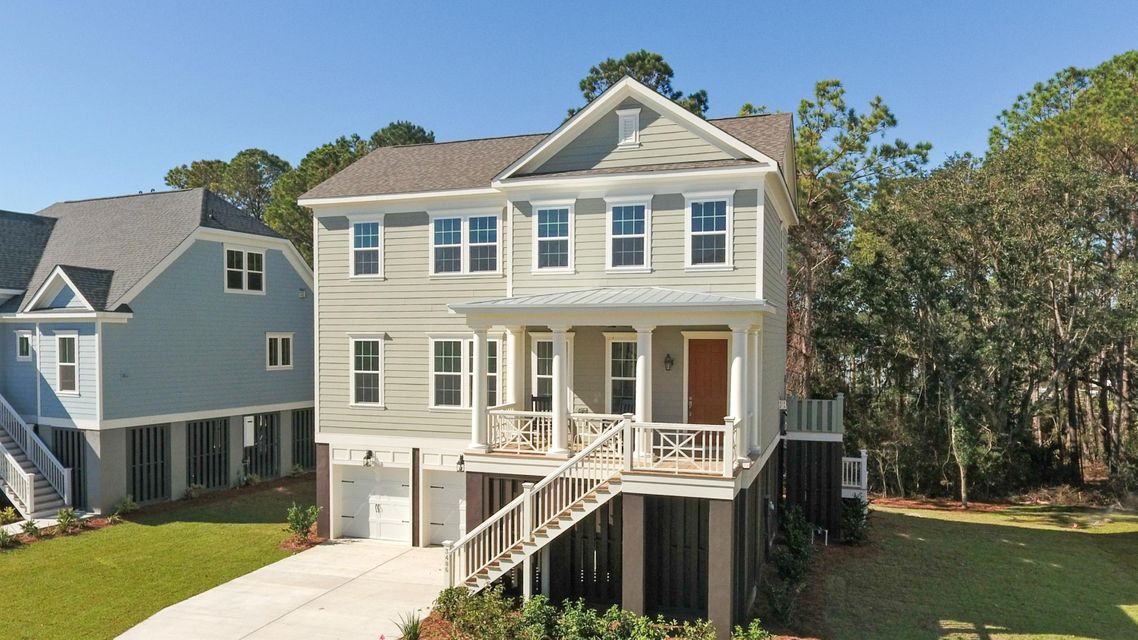Stratton by the Sound Homes For Sale - 3486 Saltflat, Mount Pleasant, SC - 39