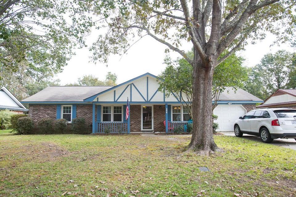 306  Blue Fox Lane Goose Creek, SC 29445