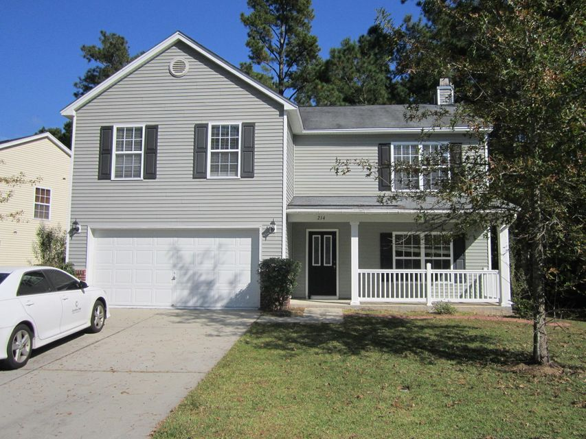 214  Breckingridge Drive Ladson, SC 29456