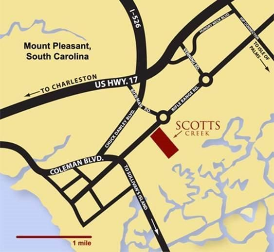 1413  Scotts Creek Circle Mount Pleasant, SC 29464