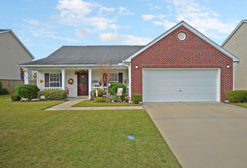 552  Holiday Drive Summerville, SC 29483