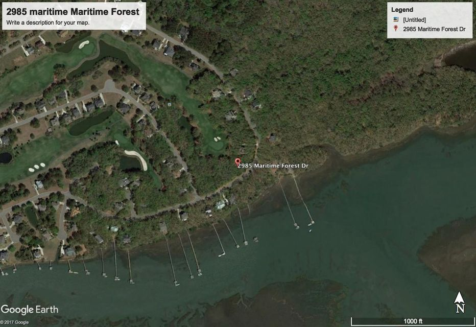 2985  Maritime Forest Drive Johns Island, SC 29455