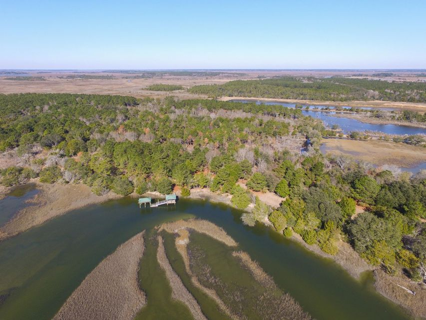 Whaley And Seabrook Lots For Sale - 0 Jehossee, Edisto Island, SC - 2