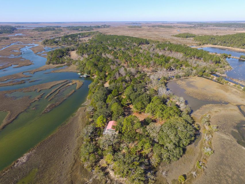 Whaley And Seabrook Lots For Sale - 0 Jehossee, Edisto Island, SC - 1