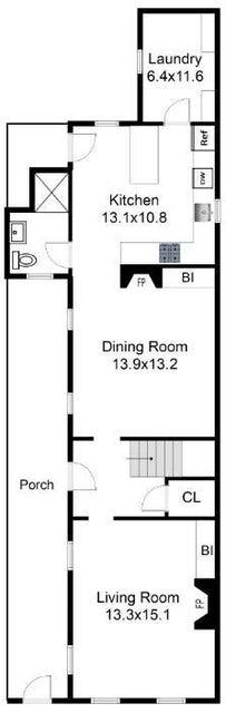 Harleston Village Homes For Sale - 6 Trumbo, Charleston, SC - 29