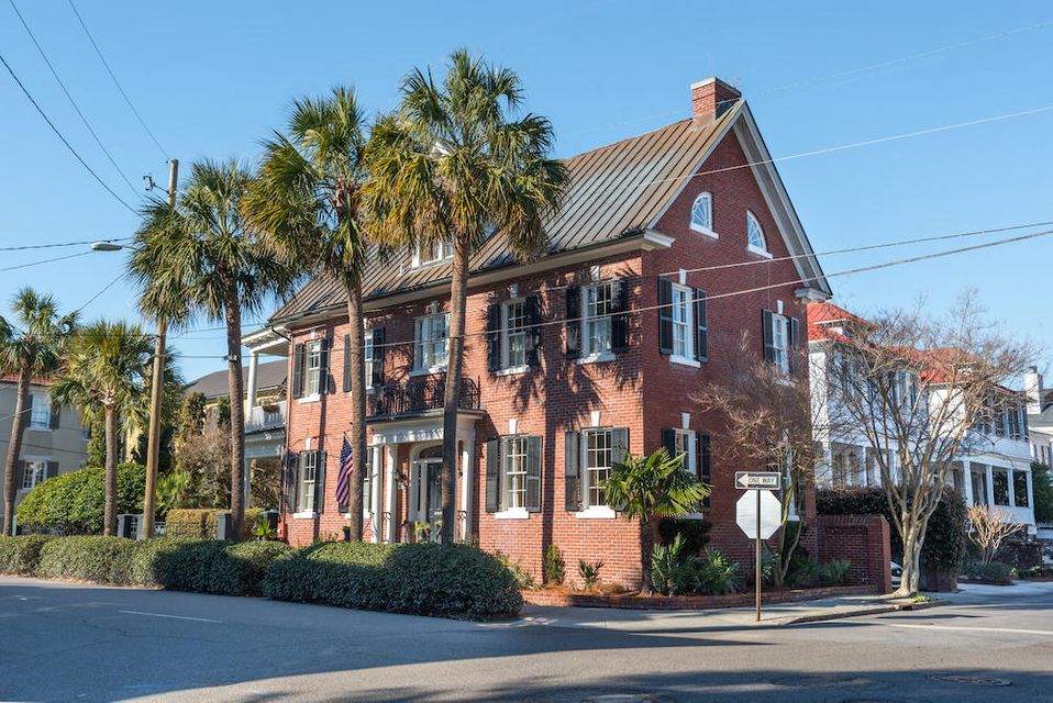 Single Family Home for Sale at 27 Rutledge Boulevard Charleston, South Carolina,29401 United States